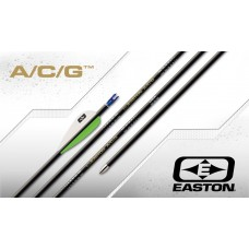 Easton ACG Finished Arrows with Breakoff Points and Pin Nocks (per 12) : ES59